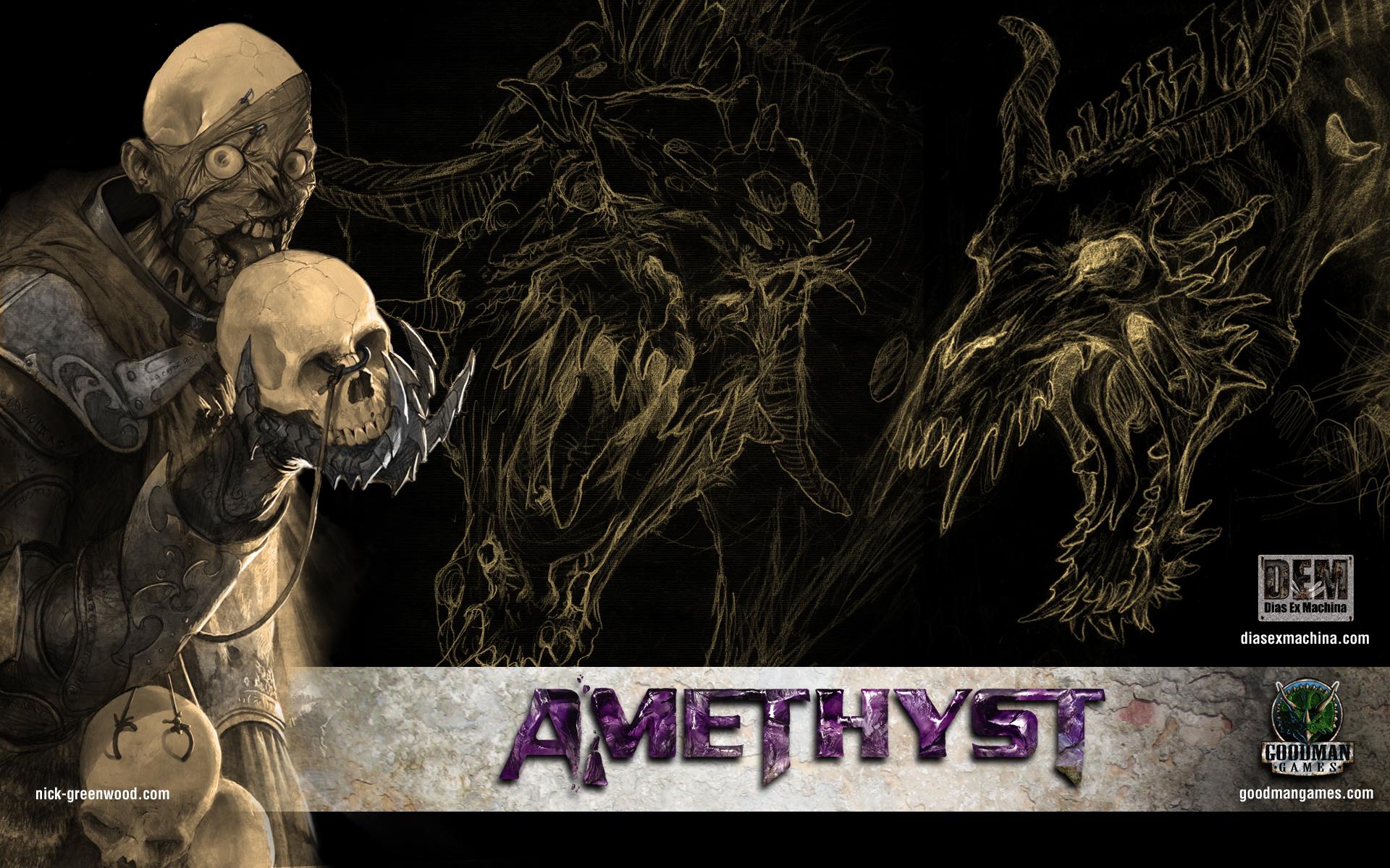 amethyst wallpaper 137395