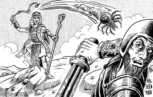 Role-playing games - Page 14 DCCRPG-Poag-1
