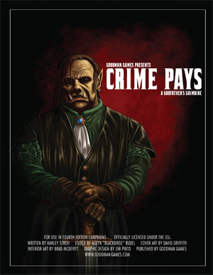 Crime Pays Cover