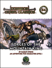 DCC #54: Forges of the Mountain King