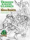 Emerald Enchanter sketch cover