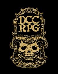 DCC RPG foil cover