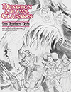 The Croaking Fane sketch cover