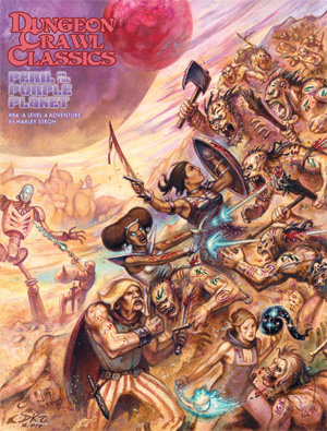 Peril on the Purple Planet