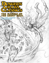 The Making of the Ghost Ring: sketch cover