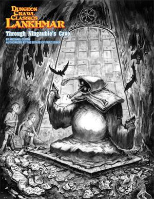 DCC Lankhmar: Through Ningaubles Cave -  Goodman Games