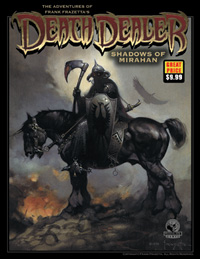 Frank Frazetta's Death Dealer Adventure from Goodman Games