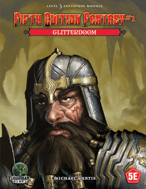 Fifth Edition Fantasy 1: Glitterdoom -  Goodman Games