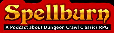 Spellburn Logo