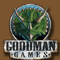 Goodman Games logo